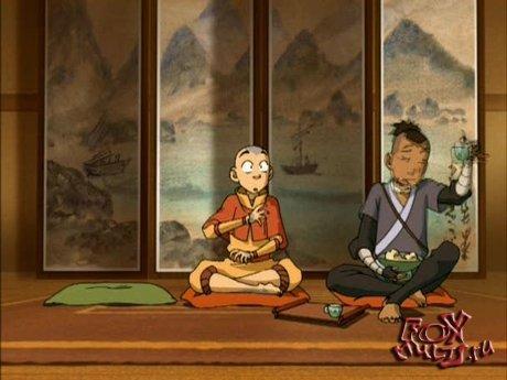 Мультик - Аватар: Легенда об Аанге: Книга 1 Глава 14 Гадалка