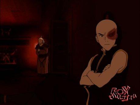 Мультик - Аватар: Легенда об Аанге: Гнига 1 Глава 18  Учитель магии Воды