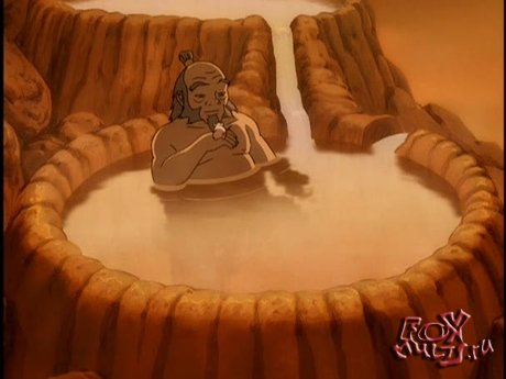 Мультик - Аватар: Легенда об Аанге: Книга 1 Глава 7  Мир Духов часть1