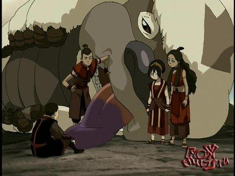 Мультик - Аватар: Легенда об Аанге: Книга 3 Глава 3  Цветная Леди