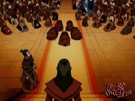 Мультик - Аватар: Легенда об Аанге: Книга 3 Глава 6  Аватар и Лорд Огня