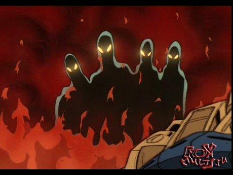 Мультик - Космические агенты: 1 - Внезапное нападение