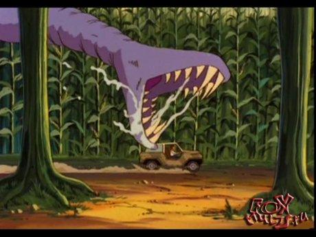 Мультик - Космические агенты: 4 - Тропический лес