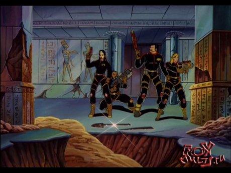 Мультик - Космические агенты: 5 - Проклятье демонов Тассимы