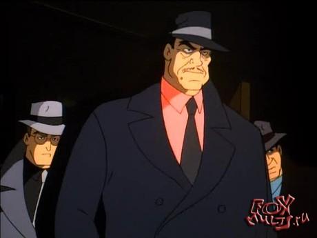 Мультик - Бэтмен: 1-12 Никогда не поздно