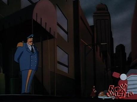 Мультик - Бэтмен: 1-15 Кошка и коготь часть2