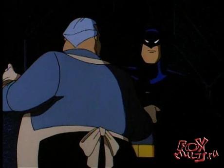 Мультик - Бэтмен: 1-19 Вендетта