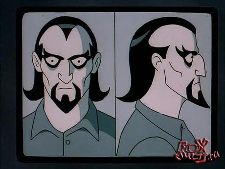 Мультик - Бэтмен: 1-20 Предсказатель