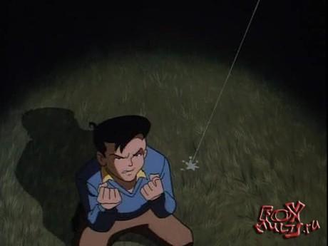 Мультик - Бэтмен: 1-24 Странная тайна Брюса Уэйна