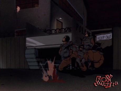 Мультик - Бэтмен: 1-27 Я Ночь!