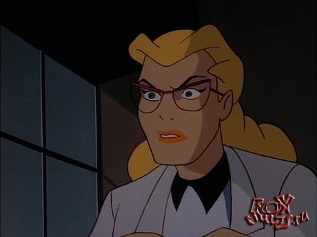 Мультик - Бэтмен: 1-30 Ужас в поднебесье