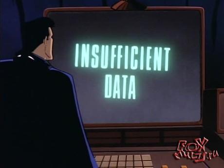 Мультик - Бэтмен: 1-35 Его силиконовая душа