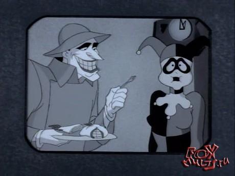 Мультик - Бэтмен: 1-38 Рыба, которая смеется