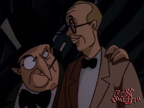 Мультик - Бэтмен: 1-40 Механик