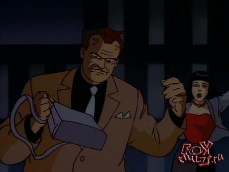 Мультик - Бэтмен: 1-44 Месть Робина часть2