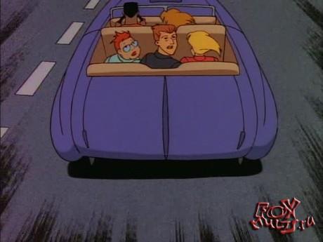 Мультик - Бэтмен: 1-46 Слеп как летучая мышь