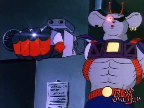 Мультик - Мыши-байкеры с Марса: 1-1 Рок и рев