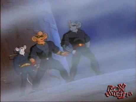 Мультик - Мыши-байкеры с Марса: 3-6 Рокс и Ревс