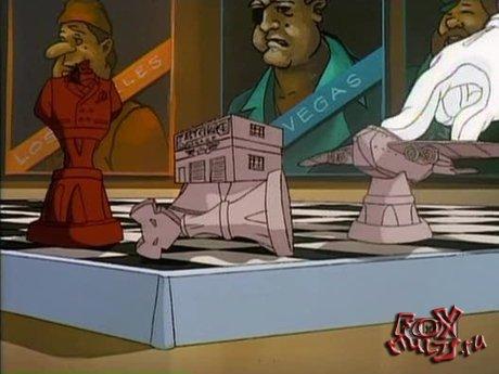 Мультик - Мыши-байкеры с Марса: 3-8 Проваливай, парень!