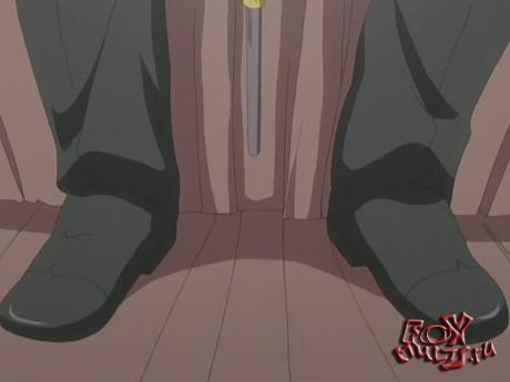 Блич: 101 - Банкай Маюри!! Саватари - Появление демона