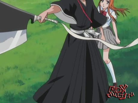 Блич: 114 - Воссоединение Ичиго и Рукии
