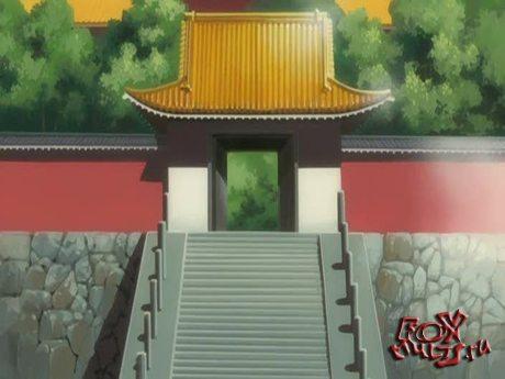Блич: 183 - Движущаяся тьма! Настоящие цвета Кифунэ