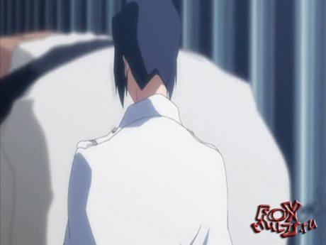 Блич: 269 - Ичиго и Урю, спиной к спине