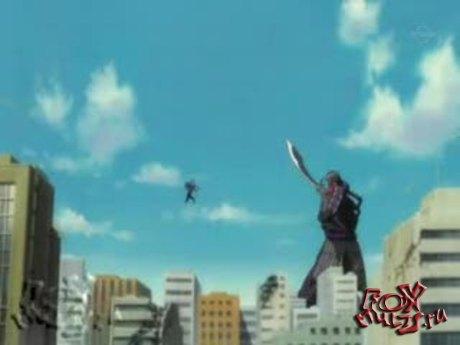 Блич: 291 - Отчаянная битва с Айзеном! Шикай Хирако!