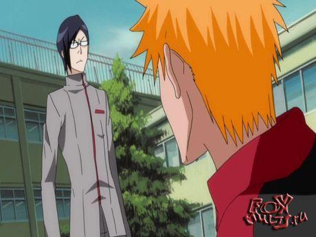 Блич: 344 - Ичиго и Урю сражаются вместе!