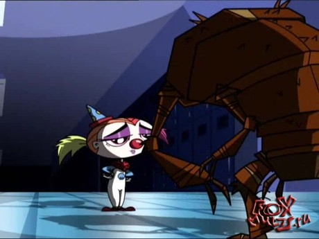 Крипи: 16 - Безголовый таракан