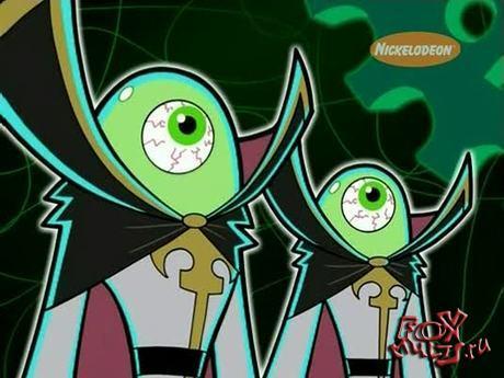 Дэнни-призрак: 2-5 Абсолютный враг часть1,2