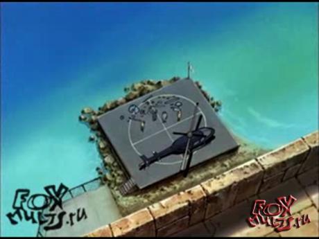 Мультфильм - Дьяволик: 1 - Пантера на свободе