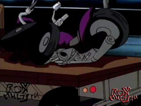 Мультфильм - Дьяволик: 3 - След пантеры
