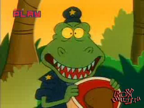 Мультфильм - Громозавры/Ик: Не изобрести ли нам колесо.Отдых на медвежей горе