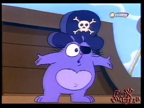 Кот по имени Ик: Пираты-нытики с Тартиги