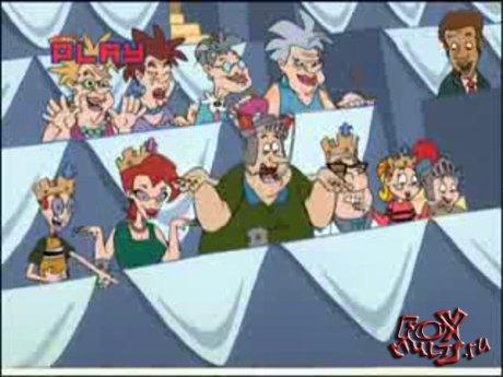 Мультфильм - Шкодливый пес: 3-5 Благородный рыцарь Баркли/Приключения на сафари