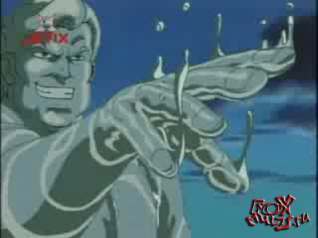 Мультфильм - Человек-паук: 2-3 Гидромен
