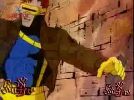 Мультфильм - Люди Икс: 2-9 История Шельмы
