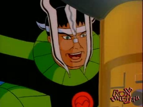 Мультфильм - Фантастическая четверка: 2-4 Нечеловеческая сага часть3