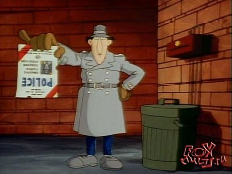 Мультик - Инспектор Гаджет: 12 - Оздоровительный санаторий