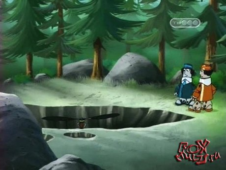 Мультик - Гаджет и Гаджетины: 1-15 Снежный человек
