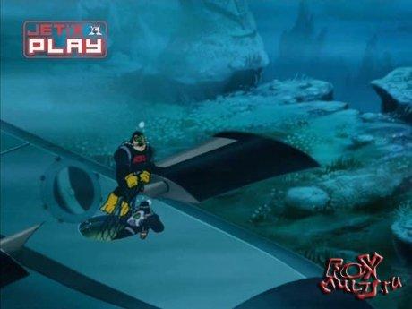 Мультик - Гаджет и Гаджетины: 2-6 Подводная миссия