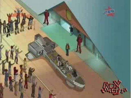 Мультфильм - Галактический футбол: 1-23 Шантаж