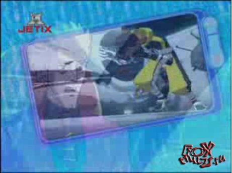Мультфильм - Галактический футбол: 2-10 Рокет против Синедда