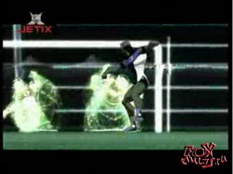 Мультфильм - Галактический футбол: 2-21 Тренер Артегор