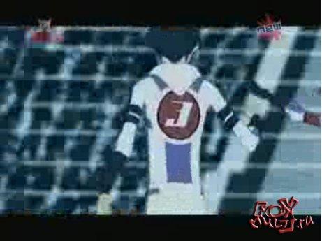 Мультфильм - Галактический футбол: 1-9 Матч-реванш