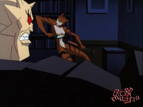 Мультик - Бэтмен: Рыцари Готема: 1-10 Демон внутри