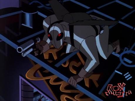 Мультик - Бэтмен: Рыцари Готема: 1-12 Пожар любви
