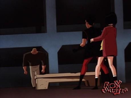 Мультик - Бэтмен: Рыцари Готема: 1-8 Растущая боль