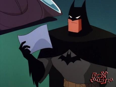 Мультик - Бэтмен: Рыцари Готема: 1-9 Черные деньки